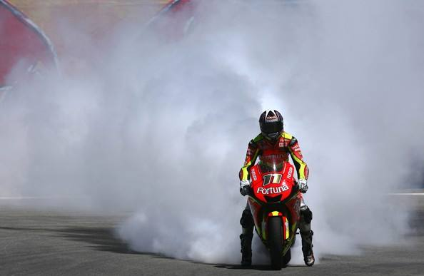 Fortuna Yamaha Foto: Donald Miralle - Getty Images