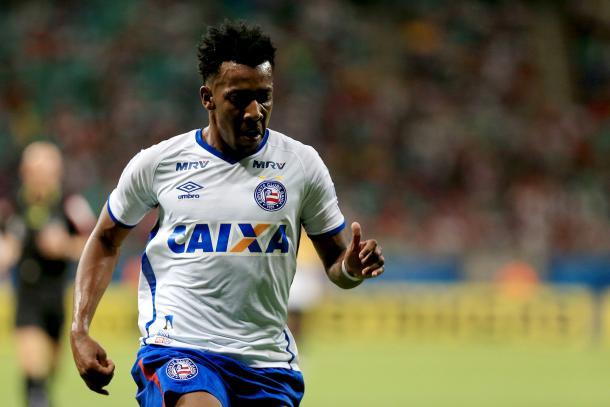 (Foto: Felipe Oliveira/EC Bahia)