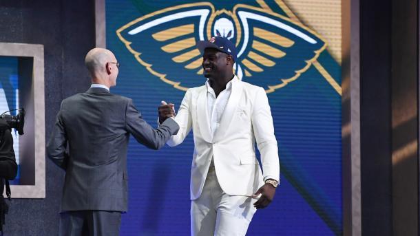 Draft 2019 (Vía: NBA)