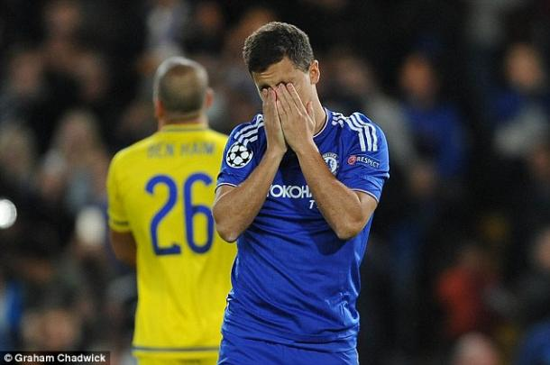 It was a tough year for Hazard. | Photo Source: Graham Chadwick.
