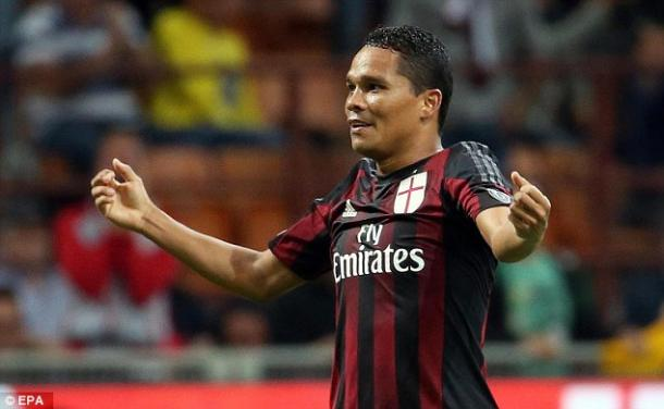 Carlos Bacca, fonte dailymail.co.uk