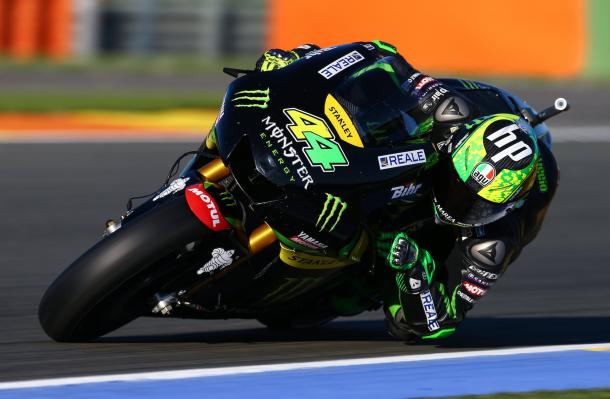 Monster Tech 3 Yamaha rider pol Espargaro the fastest independent rider after day one at Assen - www.pecinogp.com