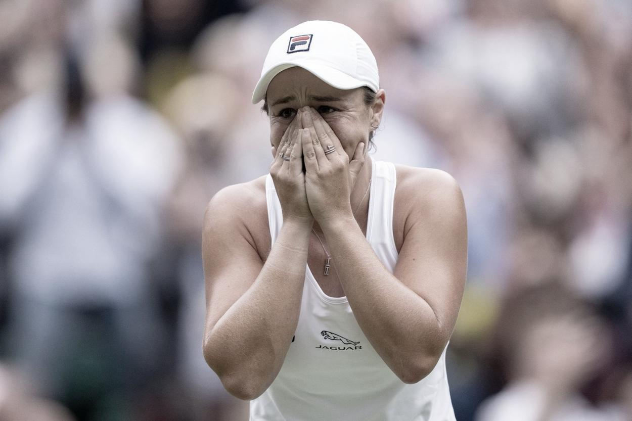 Ashleigh Barty Foto Wimbledon