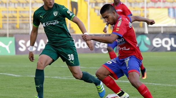 Deportivo Pasto y Equidad se volverán a ver las caras. Foto: Gol Caracol.