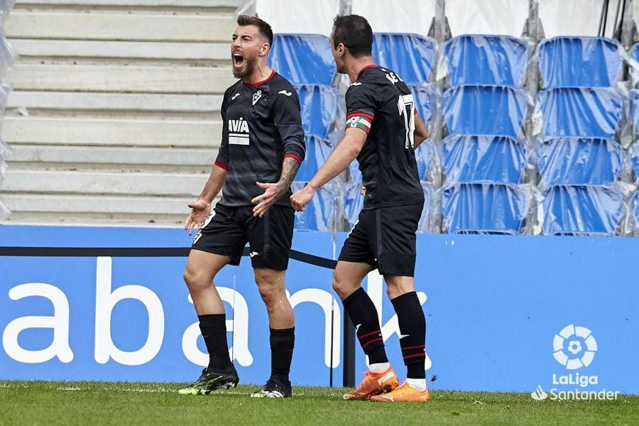 El Eibar empató contra la Real Sociedad en la última jornada liguera | Foto: LaLiga.es