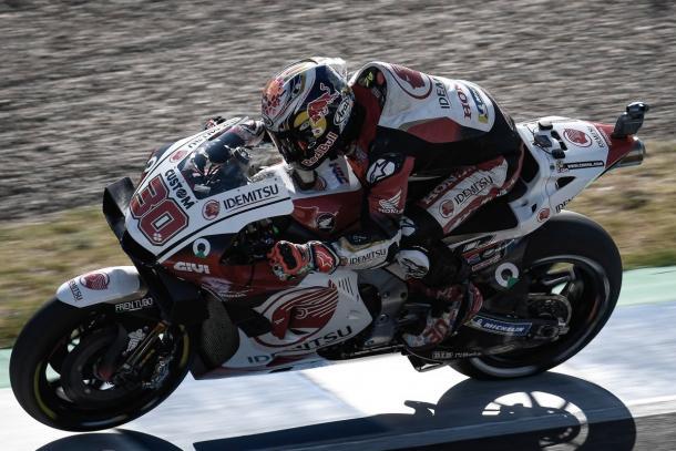 Takaaki Nakagami / Fuente: MotoGP