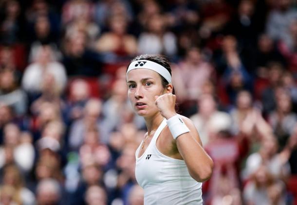 Anastasija Sevastova, alongside Ostapenko, will need to find their best tennis to triumph | Photo: Srdjan Stevanovic