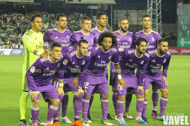 Gran actuación en equipo del Madrid | Foto: Raúl Pajares (VAVEL España)