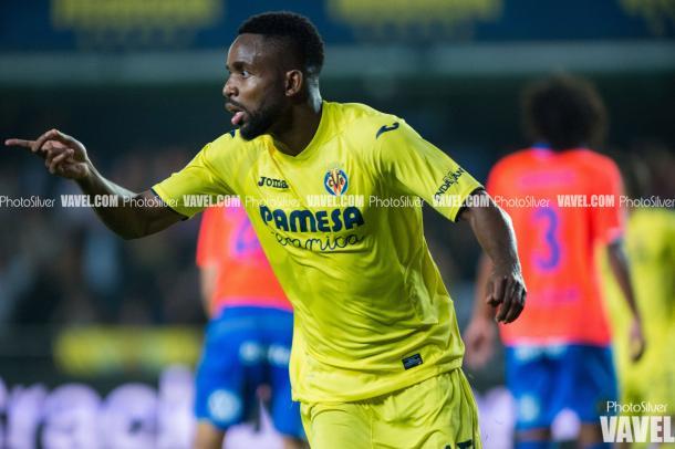 Cédric Bakambu, máximo goleador del Villarreal y pieza clave para Javi Calleja | Imagen: Photo Silver - VAVEL