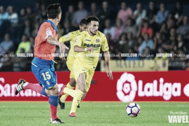Sansone, uno de los jugadores destacados en el Villarreal 2-1 UD Las Palmas | Foto: VAVEL