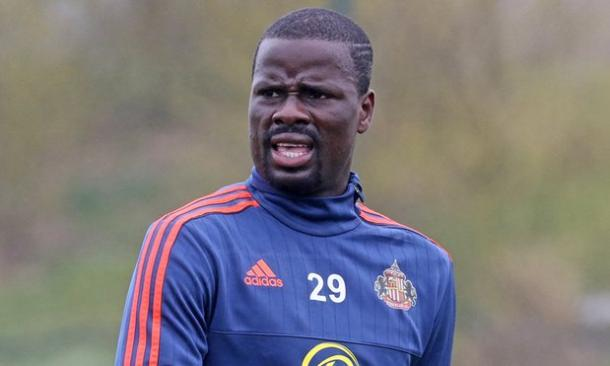 Eboue hasn't made a first-team appearance for Sunderland (Photo: Getty Images)