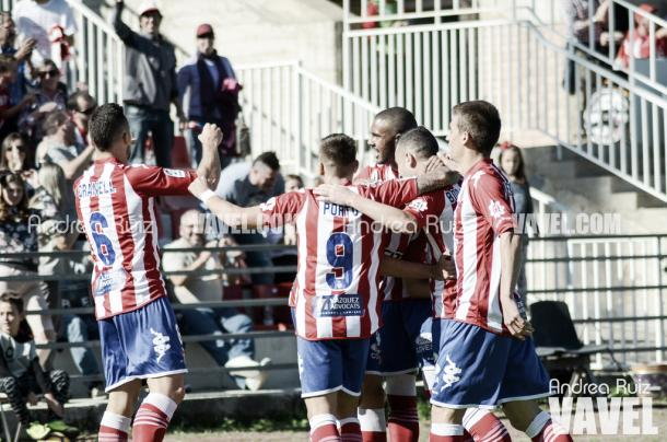 El Girona milita actualmente en Segunda División | Foto: VAVEL