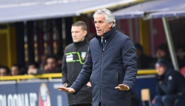 Donadoni durante un partido / Foto: Bologna
