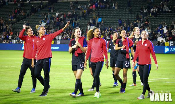 US women's national team to host Tournament of Nations