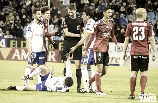 El catalán se estrenará en La Liga. Foto: Andrea Rayo-VAVEL-.