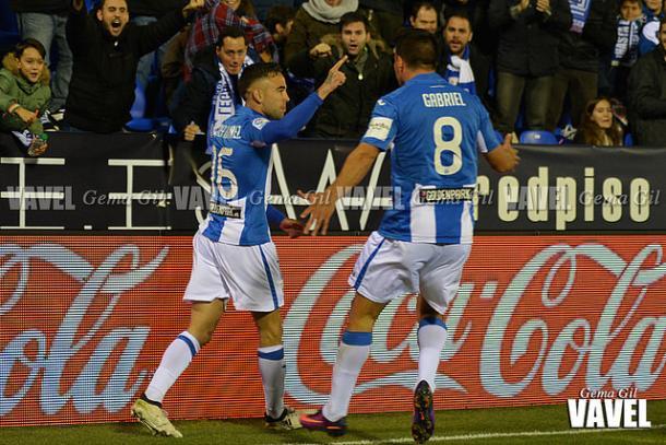 Rober Ibañez, baja para lo que resta de temporada | Foto: Gema Gil (Vavel)