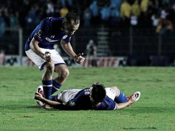 Gol que logra salvar lo invicto al Cruz Azul | Fuente: Periodicocorreo.com