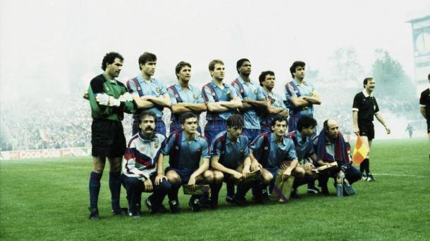 Alineación 1988/89 (foto:fcbarcelona)