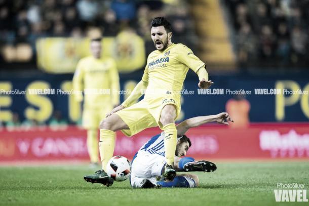 Soriano marcó su único gol en Copa ante la Real Sociedad | Foto: VAVEL