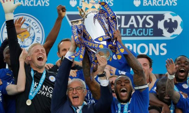 Leicester City won the Premier League against all odds last season (Photo: Getty Images)