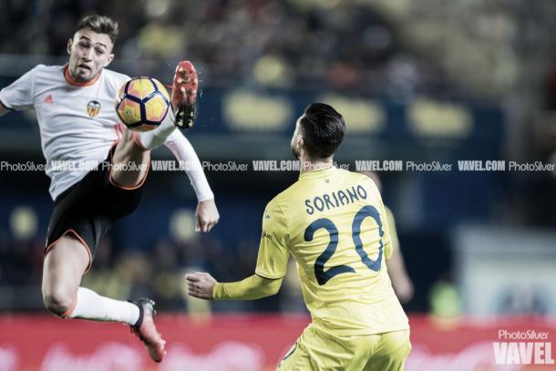 Roberto Soriano es el segundo máximo goleador del equipo, empatado con Bruno | Foto: VAVEL