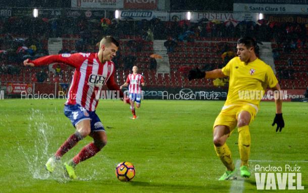 Longo fue el máximo artillero del Girona con 14 goles.   Foto: Andrea Ruiz