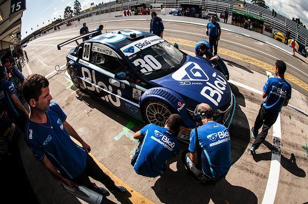 Equipe Blau Motorsport (Duda Bairros)