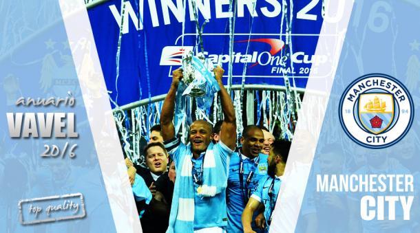 L'annuario Vavel dedicato al Manchester City. Fonte foto: Vavel.com