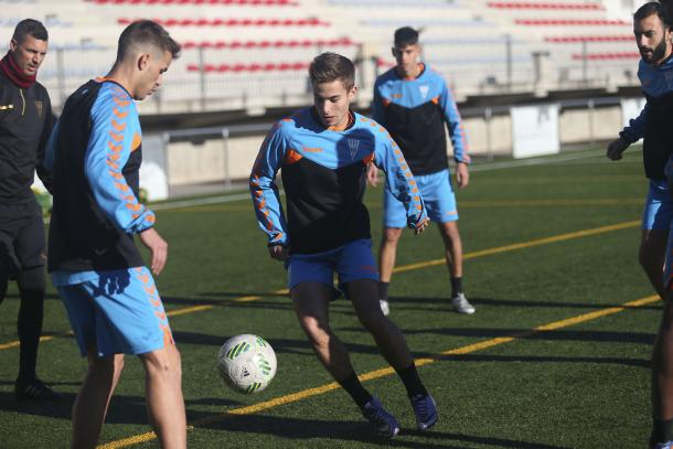 Enric Franquesa también fichará por los azulgranas   Foto: CF Gavà