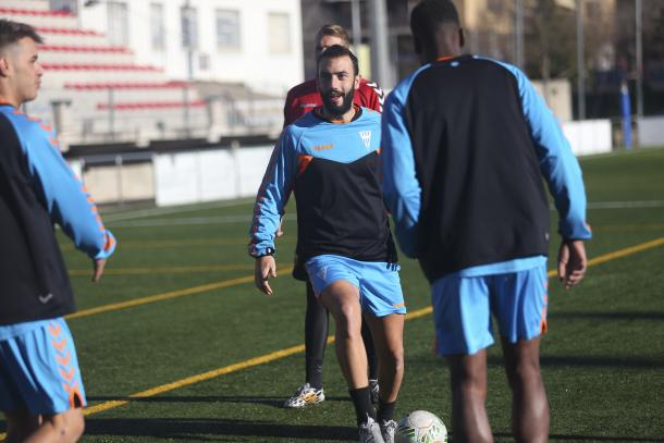 Gabi López será otro de los refuerzos   Foto: CF Gavà