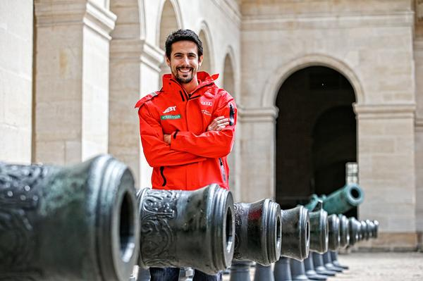 """""""Queremos levar a Roborace onde o esporte a motor não pode chegar"""", diz Lucas (Audi Sport)"""