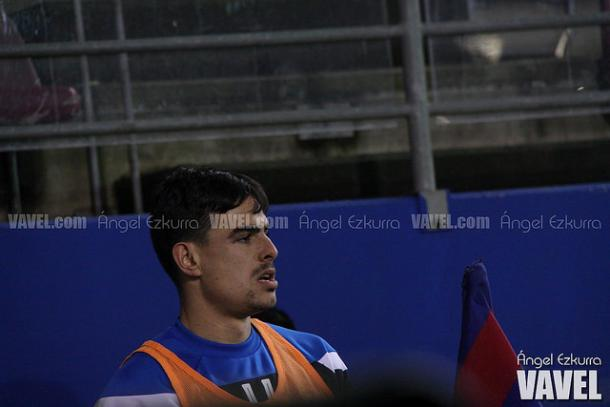 Dani García, logró dos ascensos con Eibar. Foto: Ángel Ezkurra-VAVEL-.