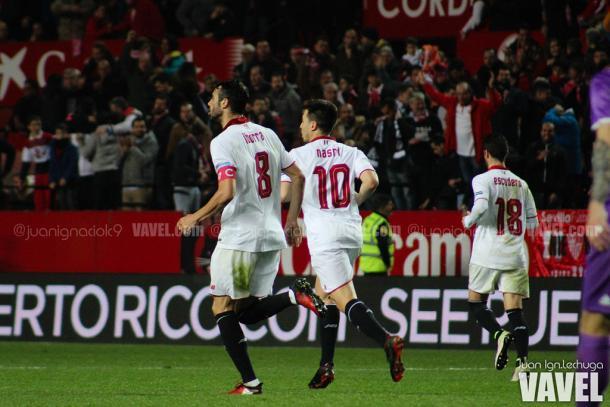 El Sevilla puso en apuros al Madrid tanto en Copa como en Liga