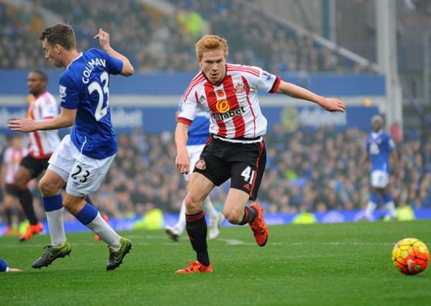 Duncan Watmore in action against Everton last season (Photo: Getty Images)