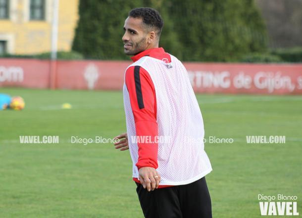 Rubi recupera a Douglas para la final del sábado (Imagen: Diego Blanco)