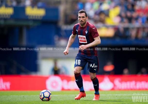 Ante Villarreal sufrió su última lesión de la temporada. Foto: Photo Silver-VAVEL-.