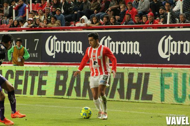 Santos y Necaxa negocian un empate 2-2 en el TSM