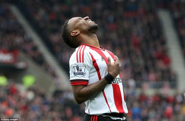 Saturday was a day of frustration at the other end for Sunderland. (Photo: Getty)