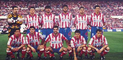 El 10 de abril de 1996, el Atlético de Madrid consiguió la novena Copa del Rey de su historia. /Página oficial del Club Atlético de Madrid