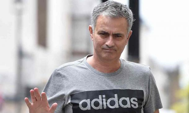 Mourinho will take charge at Old Trafford after agreeing terms (Photo: Toby Melville/ Reuters)