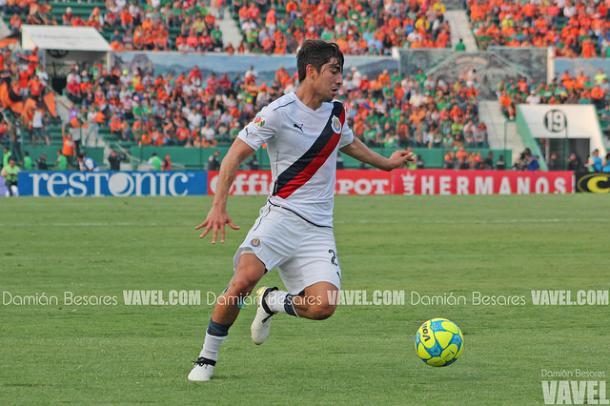 Rodolfo Pizarro, jugador de Chivas Guadalajara