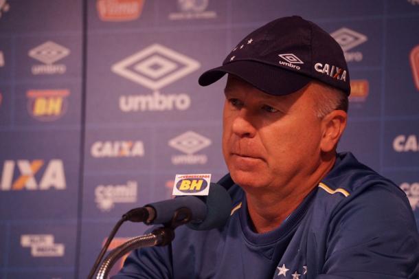 Mano terá a volta de alguns titulares para o jogo diante do Avaí. (Foto: Washington Alves/Cruzeiro)