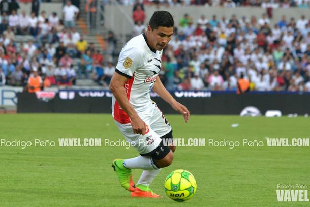 Luis Pérez durante la Final por el Ascenso | Foto: Rodrigo Peña VAVEL