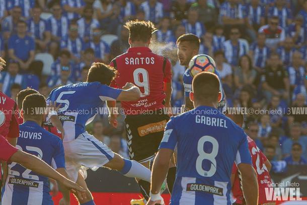 Último partido de Liga disputado en Butarque | Foto: VAVEL