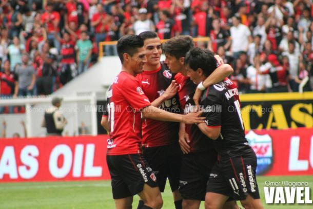 América buscará revancha contra Atlas y la ausencia de Márquez