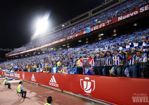 Más de 20.000 babazorros abarrotaron el Vicente Calderón