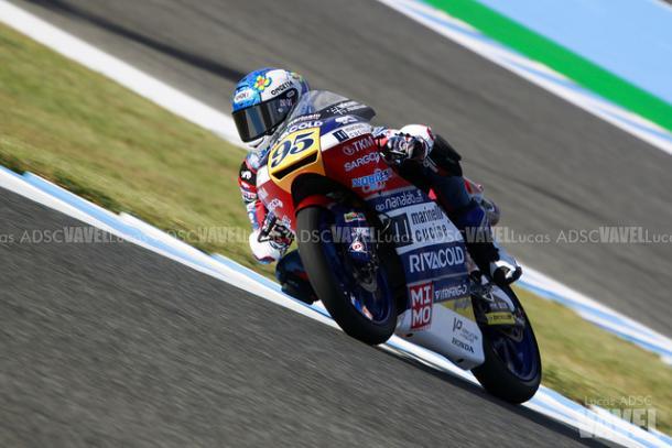 Jules Danilo en el GP de España | Foto: Lucas ADSC (VAVEL)