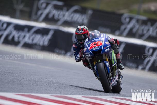 Viñales llega motivado para el GP Argentina / Foto: Lucas ADSC