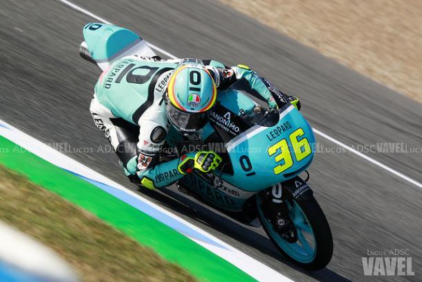 Joan Mir fue campeón de Moto3 la temporada anterior / Foto: Lucas ADSC