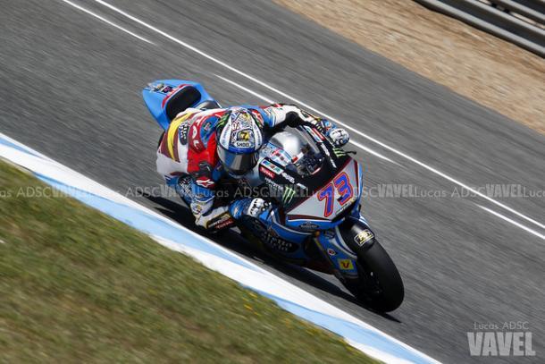 Alex Márquez en el GP de España   Foto: Lucas ADSC (VAVEL)